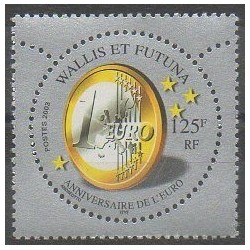 Wallis et Futuna - 2003 - No 590 - Monnaies, billets ou médailles