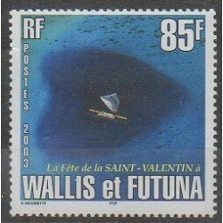 Wallis et Futuna - 2003 - No 589