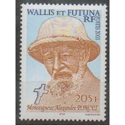 Wallis et Futuna - 2003 - No 610 - Religion