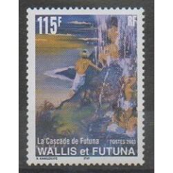 Wallis et Futuna - 2003 - No 604 - Sites