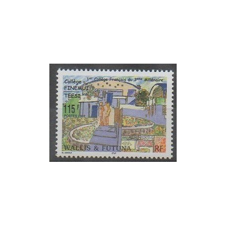 Wallis et Futuna - 2002 - No 565