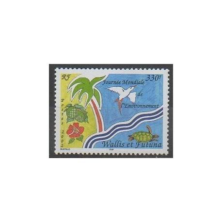Wallis et Futuna - 2002 - No 570 - Environnement
