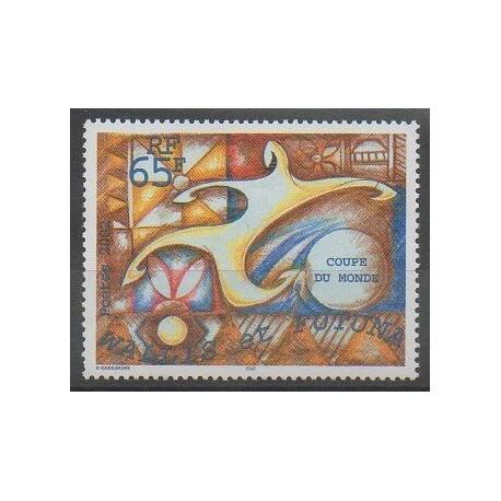 Wallis et Futuna - 2002 - No 569 - Coupe du monde de football