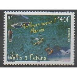 Wallis et Futuna - 2002 - No 587