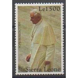 Sierra Leone - 2007 - No 4198 - Papauté