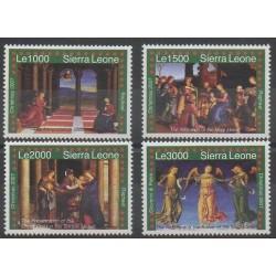 Sierra Leone - 2007 - No 4199/4202 - Noël