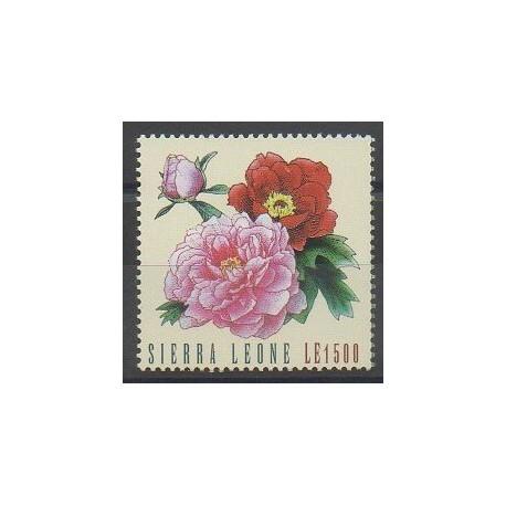 Sierra Leone - 2009 - No 4341 - Roses