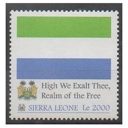 Sierra Leone - 2010 - Nb 4488 - Flags