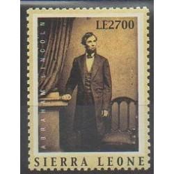 Sierra Leone - 2010 - No 4489 - Célébrités
