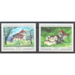 Liechtenstein - 2009 - No 1463/1464 - Peinture