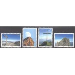 Liechtenstein - 2009 - No 1455/1458 - Sites