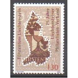 Liechtenstein - 2009 - No 1465 - Philatélie