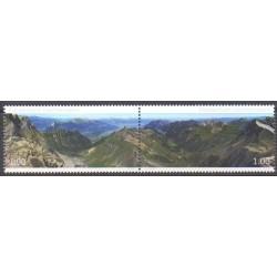 Liechtenstein - 2012 - No 1572/1573 - Sites