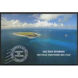 Terres Australes et Antarctiques Françaises - carnet voyage - 2009 - No 535/550