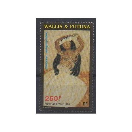 Wallis et Futuna - Poste aérienne - 1998 - No PA207 - Peinture