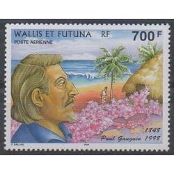 Wallis et Futuna - Poste aérienne - 1998 - No PA205 - Peinture