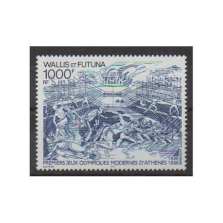 Wallis et Futuna - Poste aérienne - 1996 - No PA194 - Jeux Olympiques d'été