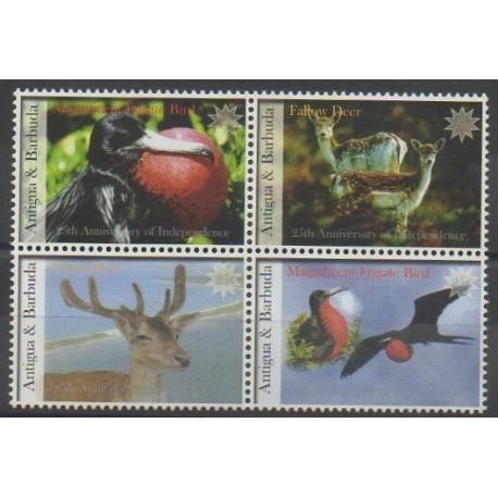 Antigua et Barbuda - 2006 - No 3744/3747 - Animaux