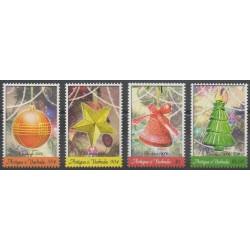 Antigua and Barbuda - 2006 - Nb 3756/3759 - Christmas