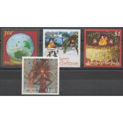 Antigua et Barbuda - 2007 - No 3884/3887 - Noël