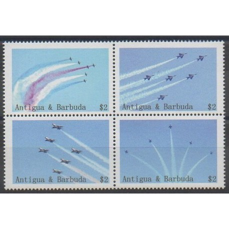Antigua et Barbuda - 2009 - No 4006/4009 - Aviation