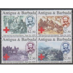 Antigua and Barbuda - 2010 - Nb 4132S/4132V - Health