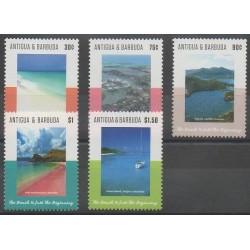 Antigua and Barbuda - 2015 - Nb 4406/4410 - Tourism