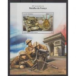 Guinea-Bissau - 2020 - BF Second World War