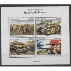 Guinea-Bissau - 2020 - - Second World War
