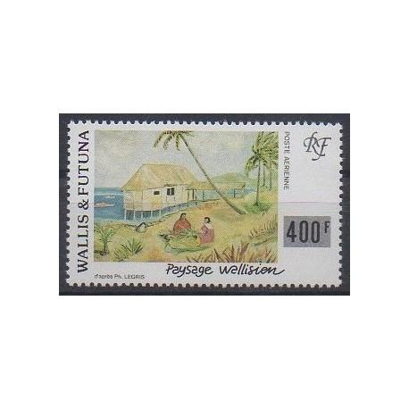 Wallis and Futuna - Airmail - 1994 - Nb PA179 - Sights