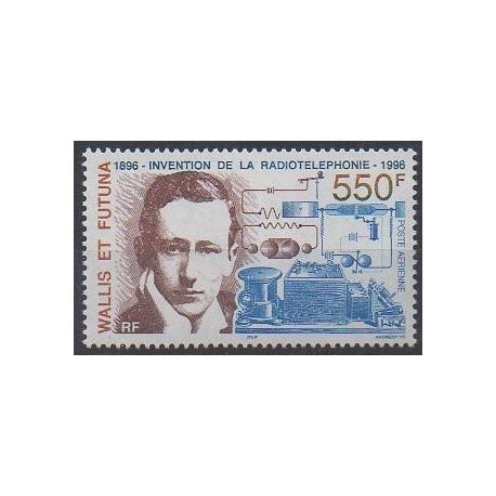 Wallis and Futuna - Airmail - 1996 - Nb PA193 - Telecommunications