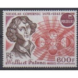 Wallis et Futuna - Poste aérienne - 1993 - No PA177 - Astronomie