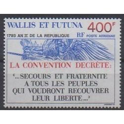 Wallis et Futuna - Poste aérienne - 1993 - No PA178 - Histoire