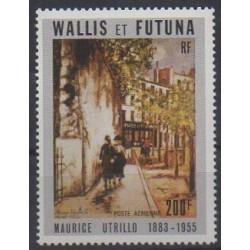 Wallis et Futuna - Poste aérienne - 1985 - No PA144 - Peinture