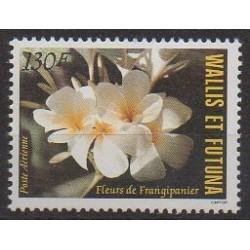 Wallis et Futuna - Poste aérienne - 1984 - No PA134 - Fleurs