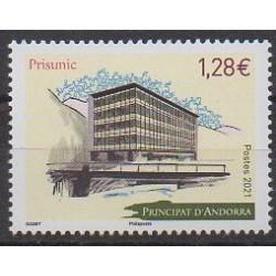 Andorre - 2021 - Prisunic