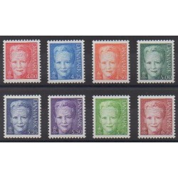Danemark - 2000 - No 1243/1250
