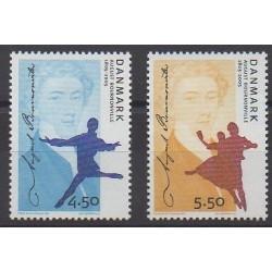 Danemark - 2005 - No 1404/1405