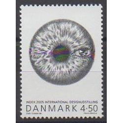 Denmark - 2005 - Nb 1410 - Exhibition
