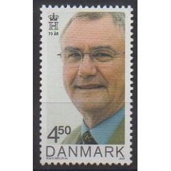 Danemark - 2004 - No 1377 - Royauté - Principauté