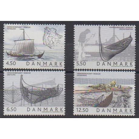 Danemark - 2004 - No 1380/1383 - Navigation