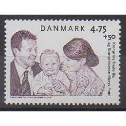 Danemark - 2007 - No 1461 - Royauté - Principauté