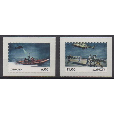 Danemark - 2012 - No 1669/1670