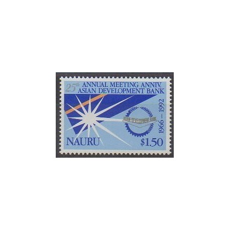 Nauru - 1992 - No 380