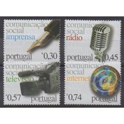 Portugal - 2005 - No 2966/2969 - Télécommunications