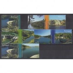 Portugal - 2007 - No 3131/3135 - Sites