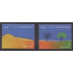 Portugal - 2006 - No 3038/3039 - Environnement