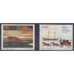 Portugal - 1998 - No 2294/2295 - Service postal