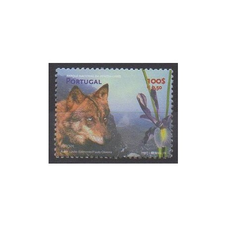 Portugal - 1999 - No 2316 - Parcs et jardins - Europa