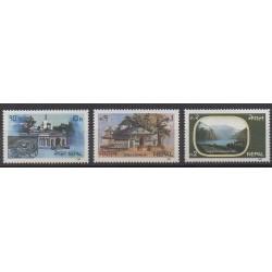 Nepal - 1985 - Nb 431/433 - Tourism